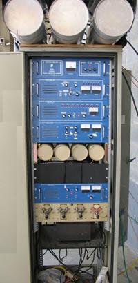 Main site equipment
